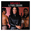 Moana & the Tribe album cover