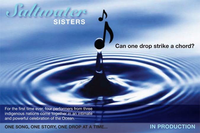 Saltwater Sisters - In Production